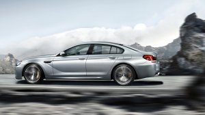 BMW Gran Coupe  № 1096923 бесплатно